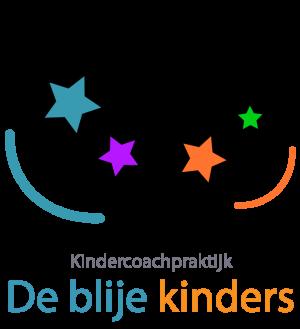 Logo Kindercoach de blije kinders
